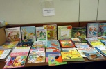 table of picture books for children